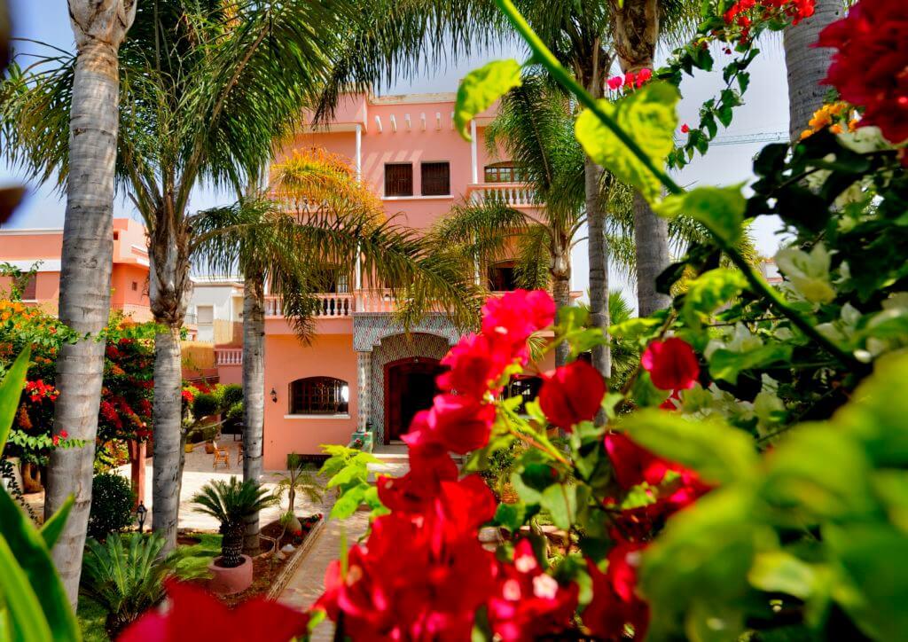 auberge de jeunesse et Maison d'Hôte Villa LHOSTEL a Casablanca