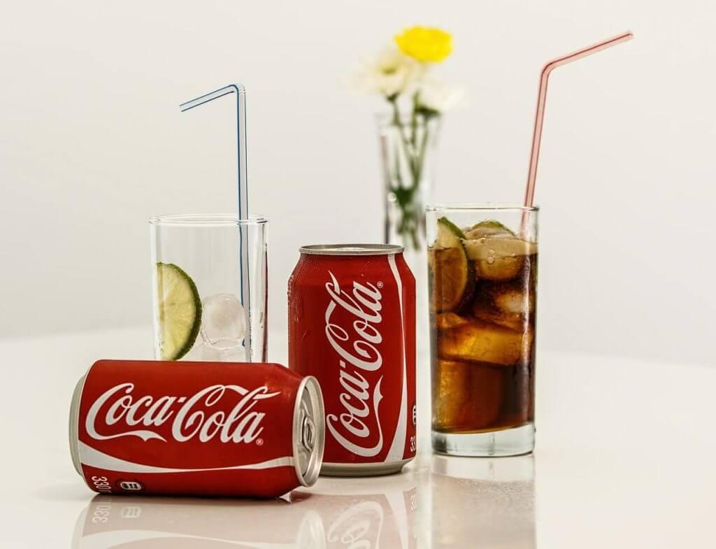 coca cola, cold drink, soft drink