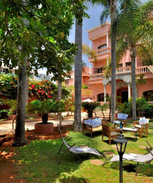 Villa LHOSTEL a Casablanca